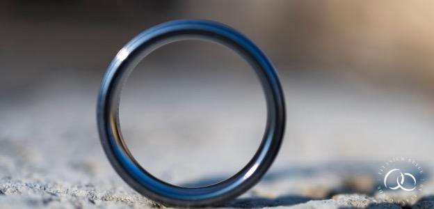 Titanium Ring For Men