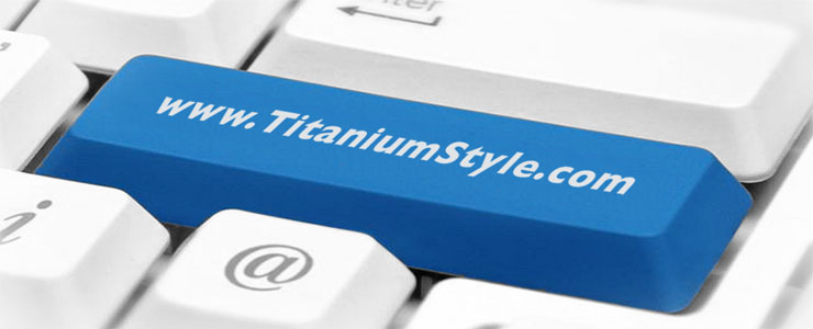 TitaniumStyle - The Best Titanium Jewelry Company Online