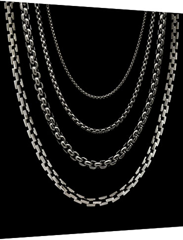 Titanium Chains - Box Styles