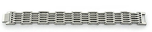 contemporary titanium bracelet