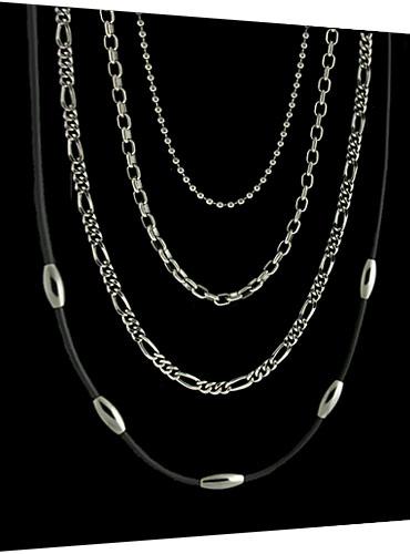 Titanium Necklaces Men S And Women S Necklace Titaniumstyle Com Page 1