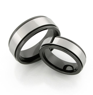 titanium rings wedding bands jewelry